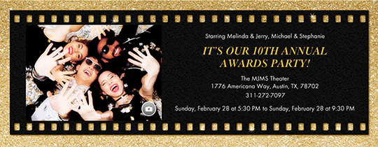 Free Viewing Party Online Invitations Evite